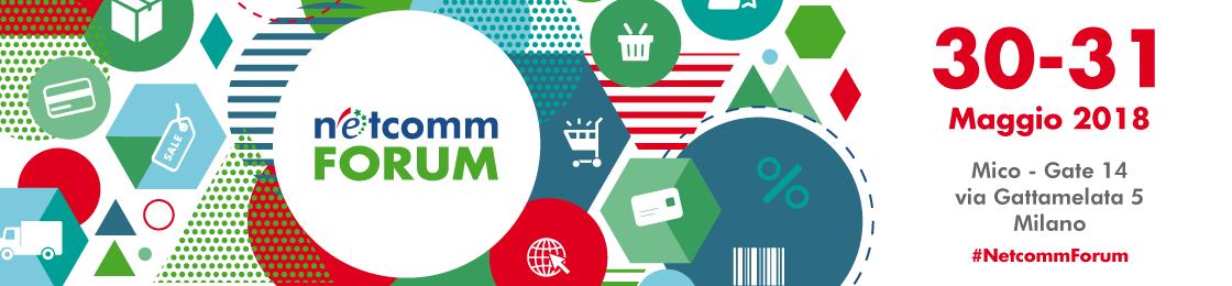 Net-Admin partecipa al Netcomm Forum 2018!
